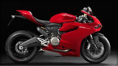 Ducati 899 Panigale  Time to save up for this beauty.