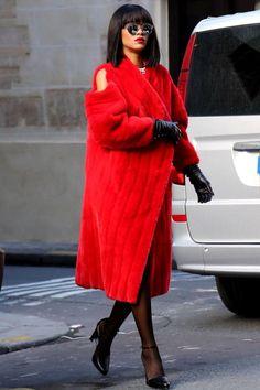 Rihanna Street Style & more Luxury Details
