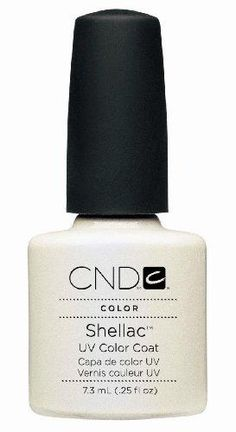 CND Shellac Color Coat with UV3 Technology, Negligee***14 day wear,On like polish,Wears like gel,Off in minutes,.