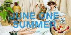 June 2017 Summer New Arrivals | Soeurs.Co
