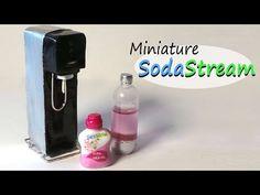 Sodastream Inspired Miniature - Polymer Clay Tutorial - YouTube