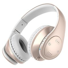 Picun P7 Bluetooth Headphones Wireless Foldable Noise Reducing Headsets With Mic and Volume Control for Kids Adults (Rose Gold)  http://topcellulardeals.com/product/picun-p7-bluetooth-headphones-wireless-foldable-noise-reducing-headsets-with-mic-and-volume-control-for-kids-adults/?attribute_pa_color=rose-gold  Great stereo headphones, you can hear HD sound and feel strong deep bass, enjoy your music time. Comfortable over ear headphones, super soft ear-pad design makes it goo
