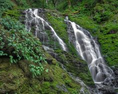 Cataract Falls, Fairfax, CA