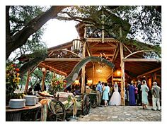 Hill Country Wedding!