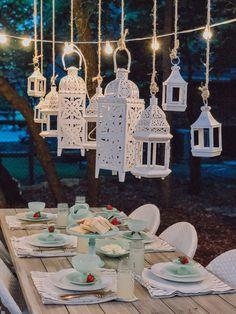 hanging lanterns jadeite