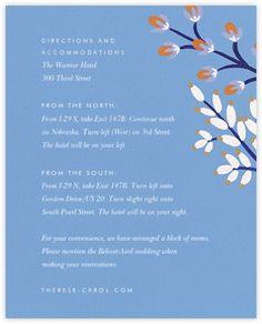 Heron Heralds (Invitation) - Paperless Post