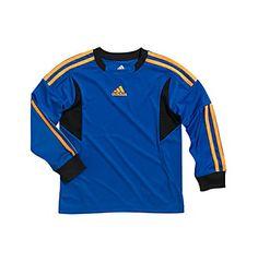 adidas® Boys' 2T-7 Clima Soccer Jersey http://www.bonton.com/liveactive