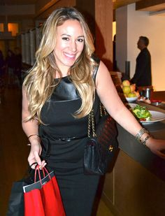 We're loving this LBD!! Celebrity author and blogger Haylie Duff of RealGirlsKitchen.com enjoys The Venetian's Winter in Venice Dinner at CUT Beverly Hills Haylie Duff, Radar Online, The Duff, Lbd, Cocktail Dresses, Venetian, Beverly Hills, Venice, Hair Ideas