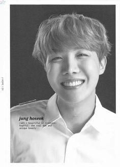 BTS / J-Hope / Face Photo / Wallpaper ©mysunrisehoseok