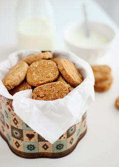 chezchizzi.blogspot.it biscotti croccanti ai fiocchi d'avena di Luca Montersino