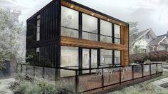 Casas contenedor para vivir de lujo por 36.200 euros