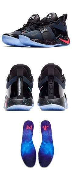 outlet store cbffd 59a34 Nike Air PG2
