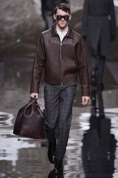 Défilé Homme Automne/ Hiver 20132014:  Louis Vuitton