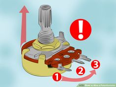 Image titled Wire a Potentiometer Step 1