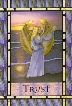 Believe in yourself, and have faith that God and the angels are with you.  Ask them to help you lose the fears that block you from enjoying full faith... (keep reading: http://www.freeangelcardreadingsonline.com/2012/trust-healing-with-the-angels/)