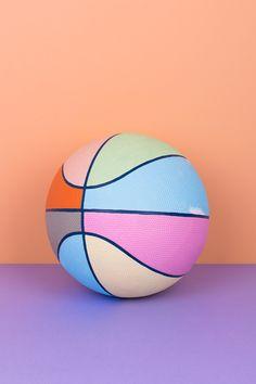 South Beach Themed Basketball Inspired AOP Bomber Jacket