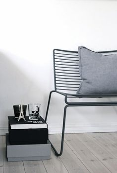 Via Antons Home   HAY Hee Chair and Boxes