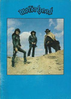 Motörhead, Ace of Spades promo poster, 1980