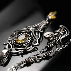 Cilia necklace 1 by AMARENOstyle.deviantart.com on @deviantART