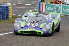 Porsche 917 Kurzheck 917 021