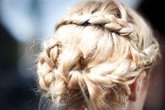 omg. wedding hair.