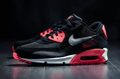 "http://shoesonline24.co.uk #Nike Air Max 90 Essential ""Infrared"""