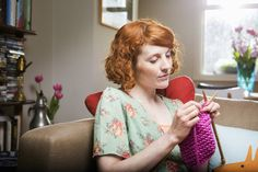 """""""20 reasons you should learn to knit"""" - KnitCrate LLC"""