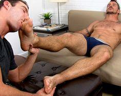 Hot gay guys feet