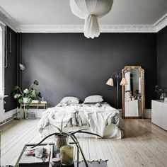 Coloured walls in your home: yes, not, maybe?