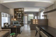 Casa FOA: detalles de un loft con impronta histórica