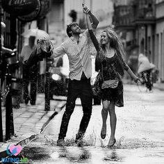 dance in the rain with. #DatingUp #Romance #Love #Dating #Perfect #Match #Fall #In #Love… #love #relationship #men #new #in