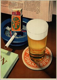 I've collected a decent collection of Awesome Vintage Beer Ads from a plethora of different sources, and all of this for your viewing pleasure of course. Vintage Ads, Vintage Posters, Vintage Designs, Beer Glassware, Light Board, Beer Poster, All Beer, Old Photos, Restaurant