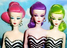 Retro Barbie