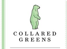 My new favorite! Collared Greens is an American, eco-friendly clothing brand located in High Point, NC whose proceeds go towards some awesome organizations. And I love their mascot, the green polar bear named Marvin!