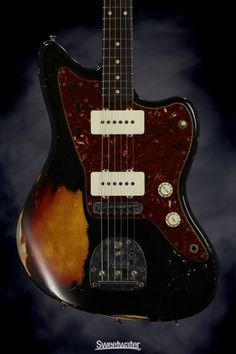 I'm usually not a fan of custom shop relics, but this one is really cool.