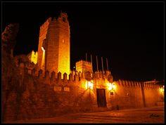 Castle in El Puerto de Santa Maria, Spain