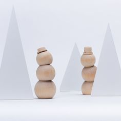 Competition: Stackable Snowmen and Happy Little Trees to be won