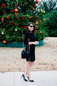 Black & White Holiday with Ann Taylor #TheAlist