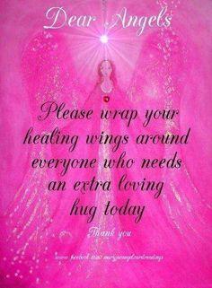 Angel Raphael Healing Prayer | the archangel raphael healing prayer free angel healing cards healing ...