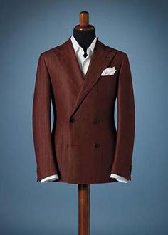 Men's Style, Men's Fashion & All things Dapper! Double Breasted Tuxedo, Double Breasted Jacket, Sharp Dressed Man, Well Dressed Men, Mens Fashion Suits, Mens Suits, Men's Fashion, Moda Do Momento, Vestidos