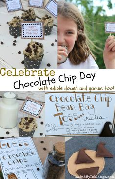 Chocolate Chip Day Recipes!