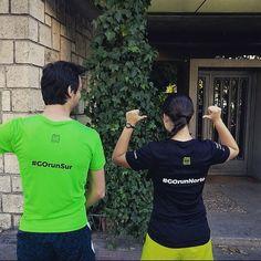 Un año más #DespiertayEntrena presente en la #carrera #Madridnorte vs #Madridsur! #Despierta #GOrunNorte #MadridSePica #GOrunSur  #Entrena  #entrenar #entrenamiento #deporte #salud #bienestar #Madrid #vidasana #fitness #run #running #correr