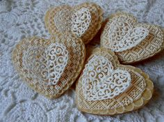 Butterfly Heart Cookies | Cookie Connection