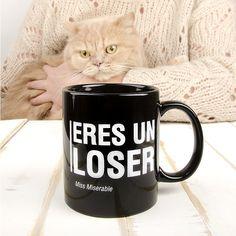 La taza existencialista de los perdedores