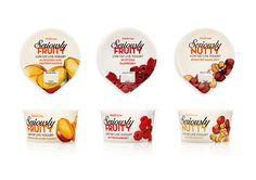 Waitrose yogurts - Sarah Whitehouse