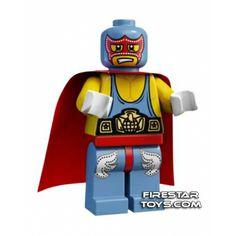 NEW LEGO Ninjago Red Printed Torso w// Dark Red Sleeves Minifig 3F