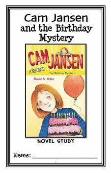 cam jansen coloring pages - photo#47