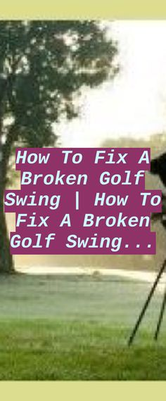 How To Fix A Broken Golf Swing | How To Fix A Broken Golf Swing | My Golf Swing Has Fallen Ap... | How To Fix A Broken Golf Swing | How To Regain Golf Swing | Slicing Driver But Not Irons | Golf Swing How To Compress The Ball. Desire to improve your golf swing, however don't understand how? This is a great location to begin if you know what you are doing incorrect. #titleist #Golf Chipping