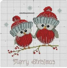 Image gallery – Page 768637861379903428 – Artofit - Salvabrani Cross Stitch Owl, Cross Stitch Cards, Cross Stitch Kits, Cross Stitch Designs, Cross Stitching, Cross Stitch Embroidery, Cross Stitch Patterns, Cross Stitch Christmas Cards, Christmas Cross