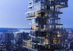 BAUNETZWOCHE#466 / Höher Wohnen in Manhattan - Architektur und Architekten…